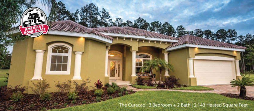 America s home place model homes