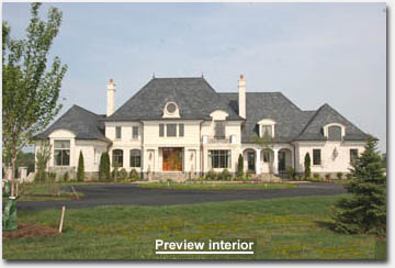 Virginia estate home builders - Creighton Enterprises