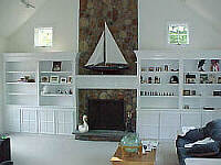 cape cod ma home interior photo