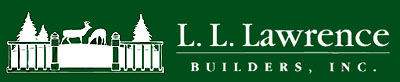 PA custom home builders logo - L.L. Lawrence Builders, Inc.